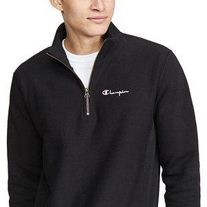 New Champion Europe Small Script Sweatshirt